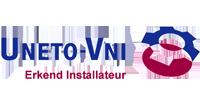 Wij zijn aangesloten bij Uneto-Vni